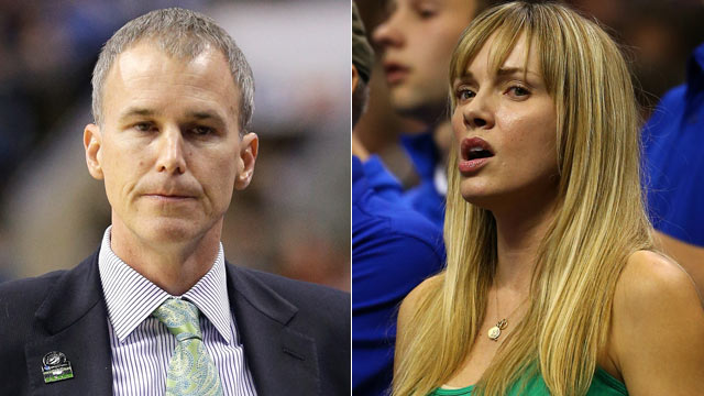 Hoops Coach Has Cinderella Success, Model Wife
