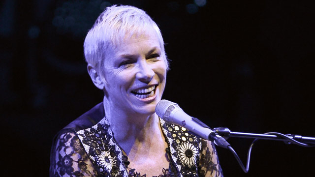 PHOTO: Annie Lennox performs for the Hope Rising! Benefit Concert at Roy Thomson Hall on Nov. 7, 2012 in Toronto.
