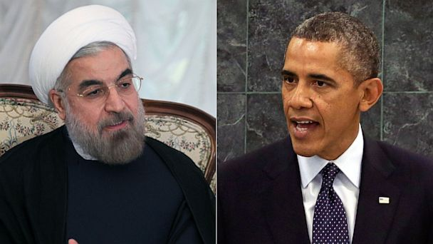 gty ap obama rouhani kb 130924 16x9 608 Obama, Rouhani Meeting Too Complicated For Iran