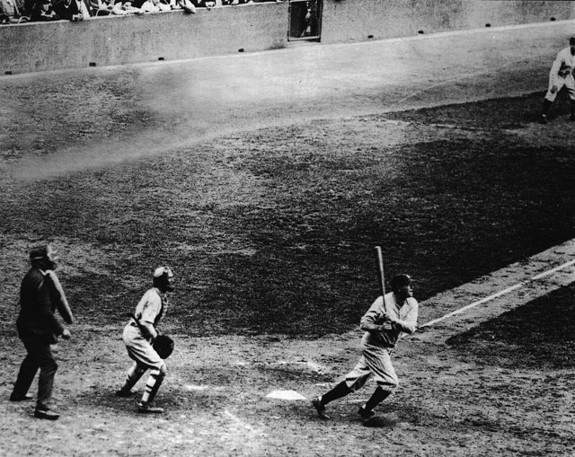 gty babe ruth 11 homerun kb 130710 blog Babe Ruth Back in the Day