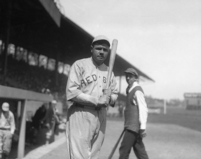 gty babe ruth 3 red sox kb 130710 blog Babe Ruth Back in the Day