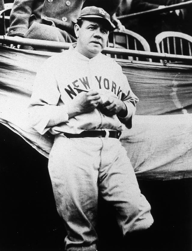gty babe ruth yankees 6 kb 130710 blog Babe Ruth Back in the Day