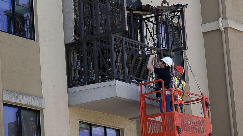 Californian and irish students killed in berkeley balcony co.