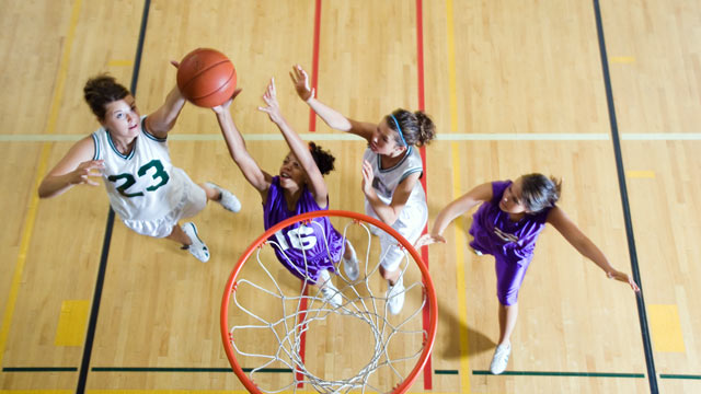 PHOTO: The next generation of young girls under Title IX.