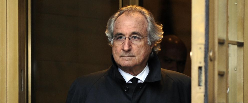 PHOTO: In this file photo, Bernard L. Madoff leaves US Federal Court after a hearing regarding his bail on January 14, 2009 in New York.