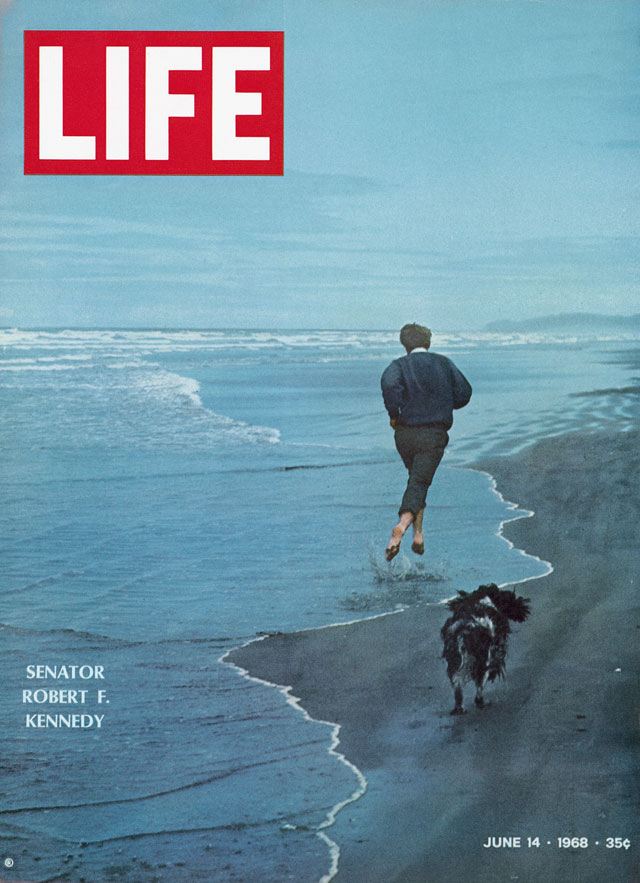 gty bill eppridge kennedy life magazine cover thg 131003 wblog Bill Eppridge, Legendary RFK Photographer, Dies