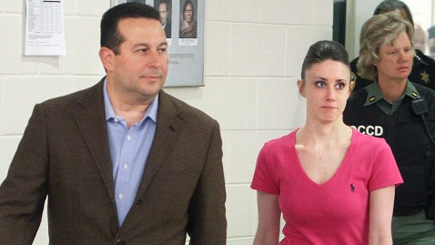 gty casey anthony dm 120627 wblog Nightline Daily Line, July 5: ABC News Correspondent Caught in Taliban Firefight