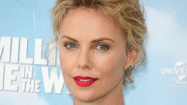 "PHOTO: Charlize Theron attends an event to promote ""A Million Ways To Die In The West"" on May 27, 2014 in London, England."