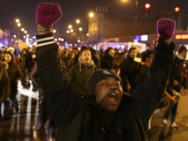 Protests Erupt in Chicago After Police Shooting Video Released