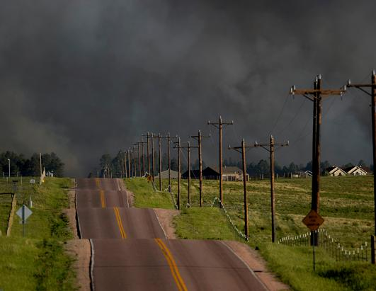 Wild Weather: Colorado Fires