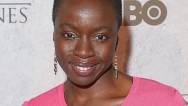"PHOTO: Actress Danai Gurira attends the HBO And Blackhouse Foundation ""Game Of Thrones"" Sundance Soiree on Jan. 18, 2014 in Park City, Utah."