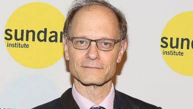PHOTO: Actor David Hyde Pierce attends the Sundance Institute Vanguard Leadership Award honoring Glenn Close at Stage 37, June 4, 2014 in New York City.