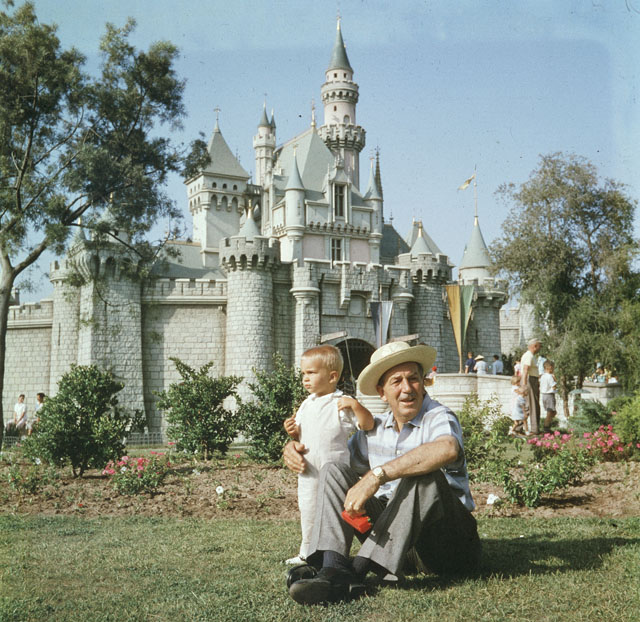 gty disney castle kb 130717 blog Yesteryear in Disneyland