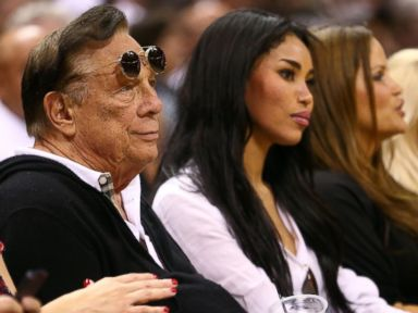NBA Says Donald Sterling Banned for Life