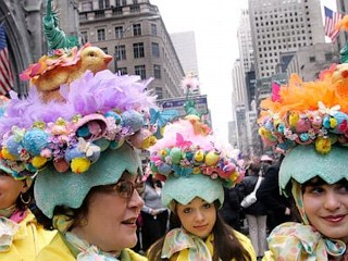 Photos: Outlandish Easter Parade Hats