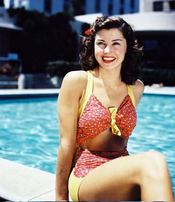Hollywood Legend Esther Williams Dies