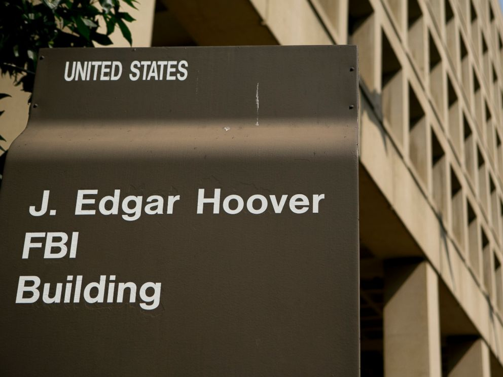 PHOTO: The J. Edgar Hoover Federal Bureau of Investigation building is pictured in Washington, D.C., Aug. 8, 2013.