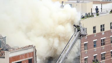 Death Toll Rises in NYC Building Explosion