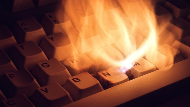 "PHOTO: A malicious computer virus known as ""Flame"" has targeted Iran and the Middle East."