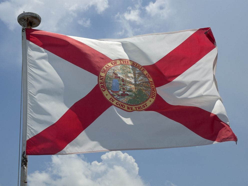PHOTO: The Florida State flag is seen in this undated file photo.
