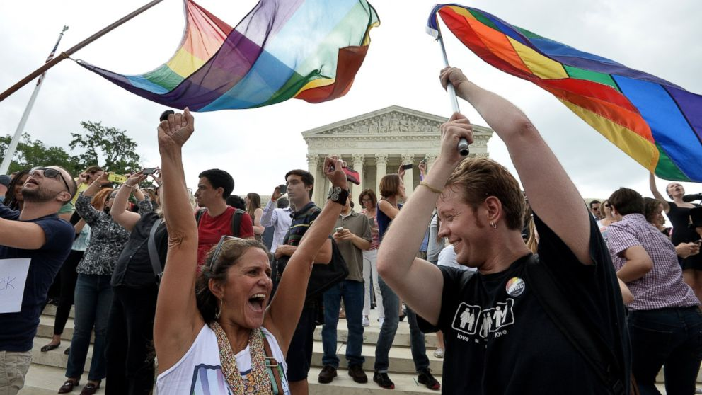 Same-Sex Marriage: How People Are Reacting to the Supreme ...