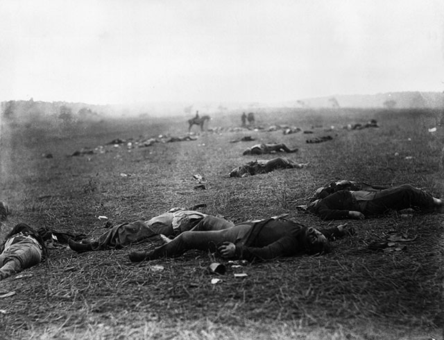 gty gettysburg dead kb 130702 blog The Legacy of Gettysburg