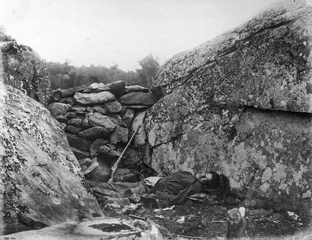 Battle of gettysburg turning point essay