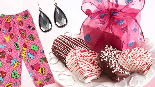 "PHOTO: Get the perfect Valentine's Day gifts for your true love at the perfect price with ""Good Morning America's"" ""Deals and Steals."""