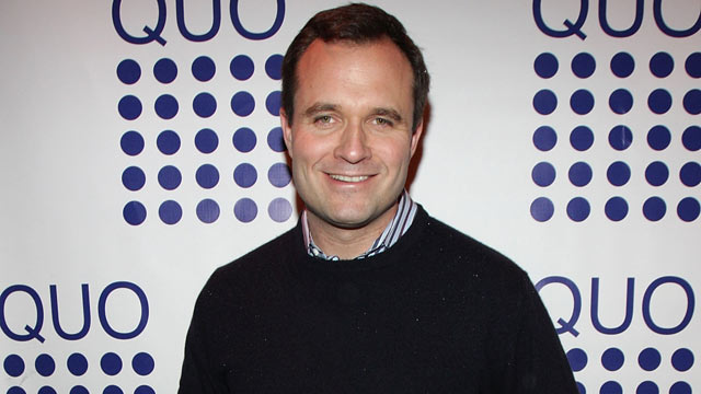 PHOTO: Fox Good Day New York anchor Greg Kelly attends the opening of Quo Nightclub in New York City.