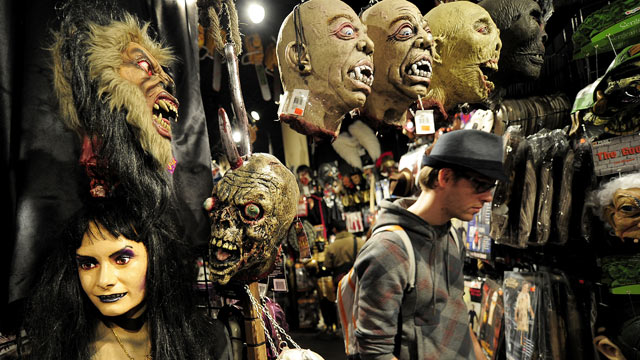 the frightening cost of 8 halloween costumes abc news - Halloween Costume Stores San Jose
