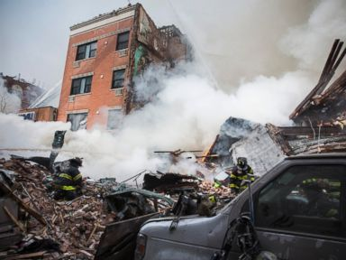 2 Dead, 18 Injured in NYC Building Explosion
