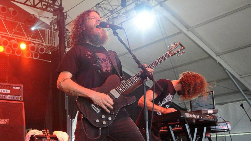 PHOTO: Isis performs onstage during Bonnaroo on June 12, 2010 in Manchester, Tenn.