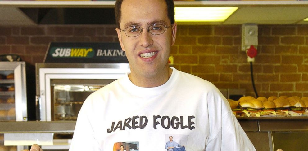 PHOTO: Jared Fogle launches Fight The Fat Campaign at Subway in this file photo, June 27, 2005, in London.
