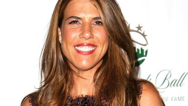 PHOTO: Jennifer Capriati attends the International Hall Of Fame