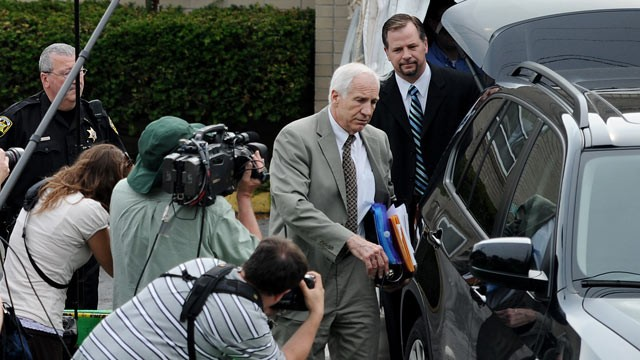 Jerry Sandusky Trial Hears Alleged Victim Say He Was Threatened by ...