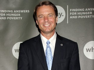 John Edwards Denies      Millionaire Madam      John Report ABC News