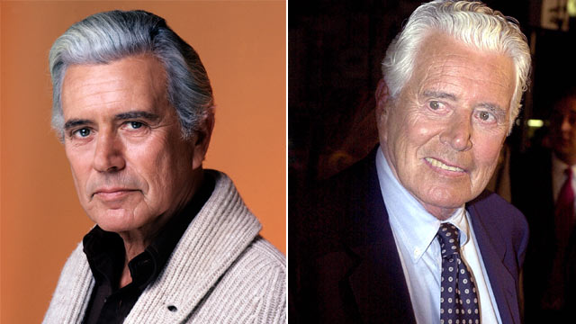 "PHOTO: John Forsythe as Blake Carrington in ""Dynasty."""