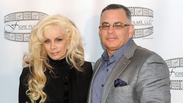 PHOTO: John Gotti, Jr. and sister Victoria Gotti attend a press conference, April 12, 2011, in New York.