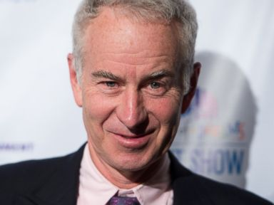 PHOTO: John McEnroe attends 2014 Garden of Dreams Hero awards and talent show at Radio City Music Hall on June 17, 2014 in New York City.