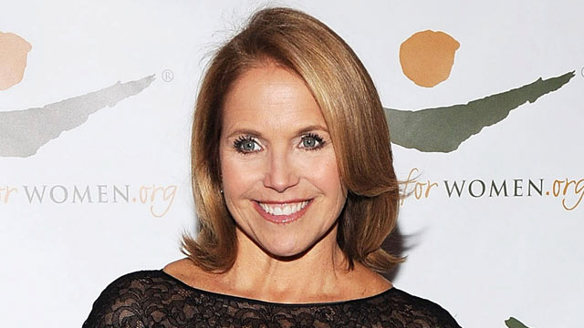 PHOTO: Katie Couric attends the 2011 Women For Women International Gala at The Museum of Modern Art on November 17, 2011 in New York City.