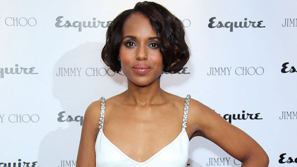 gty kerry washington mi 130705 16x9 608 Instant Index: Scandal Star Kerry Washington Weds NFL Player