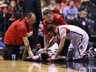 Athletes, Fans Rush to Wish Kevin Ware a Speedy Recovery