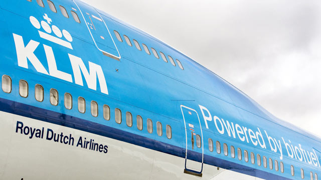 """PHOTO: KLM hopes to roll out the """"Social"""