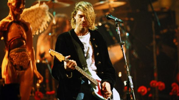 gty kurt cobain nirvana ll 131016 16x9 608 Instant Index: Rock & Roll Hall of Fame Nominees Announced