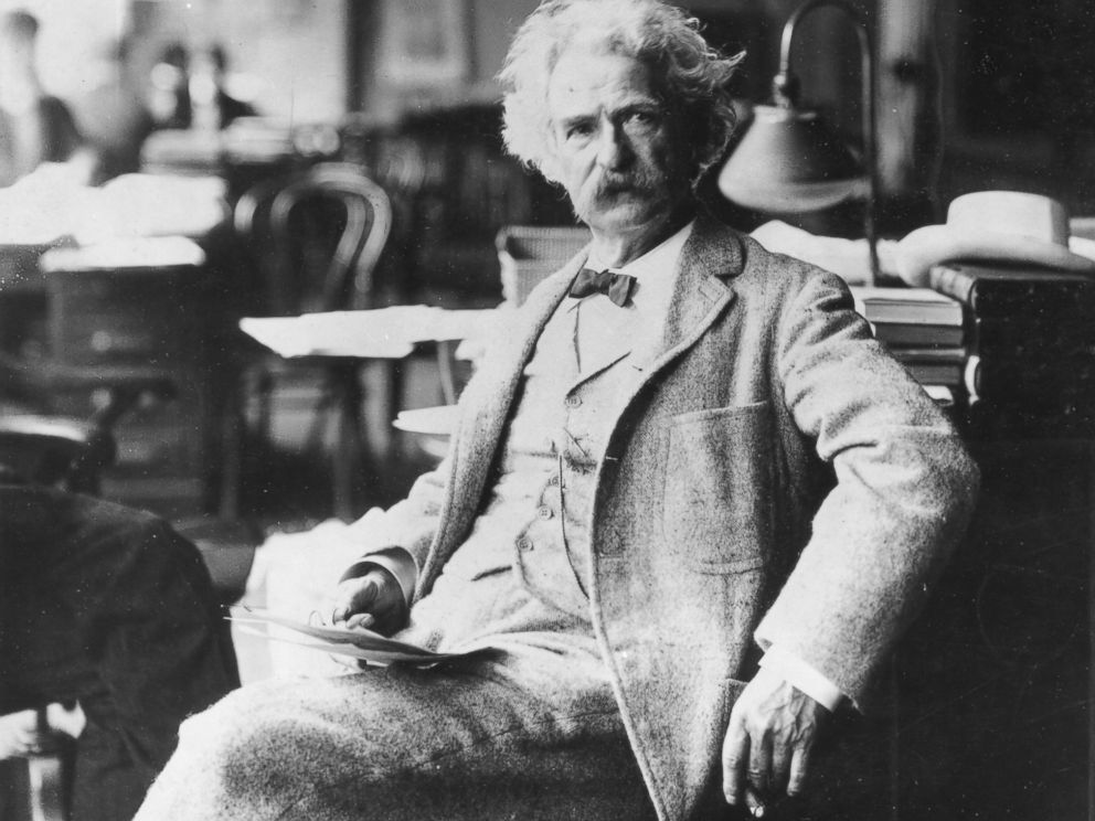 a biography of samuel clemens better known as mark twain the american author 2018-3-6 appletons' cyclopædia of american biography/clemens, samuel langhorne  samuel langhorne, author (better known under his  mark twain.
