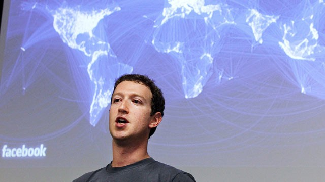 PHOTO: Facebook CEO Mark Zuckerberg speaks during a news conference at Facebook headquarters July 6, 2011 in Palo Alto, Calif.