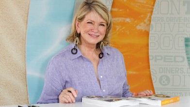 PHOTO: Martha Stewart attends the South Beach Wine and Food Festival 2013 Grand Tasting Village on February 23, 2013 in Miami Beach, Fla.