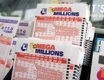 PHOTO: Mega Millions game cards