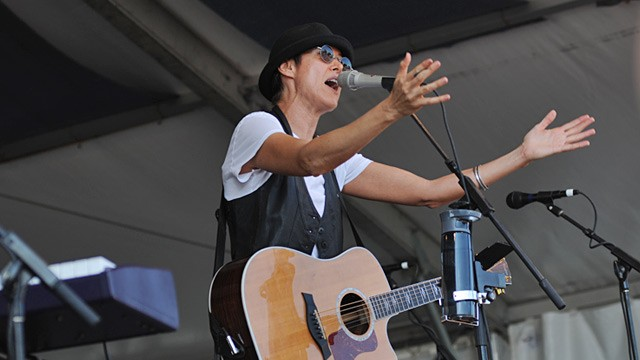 PHOTO: Michelle Shocked