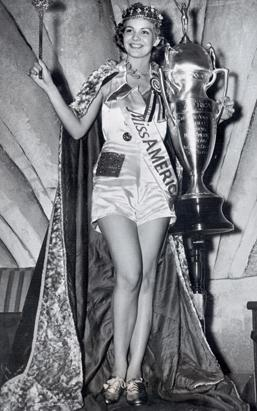 Miss America Pageant Through The Years